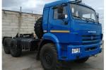 Седельный тягач КАМАЗ 53504-6013-50