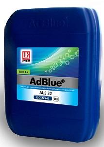 Очиститель выхлопных газов Lukoil Adblue