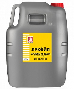 Масло моторное LUKOIL М-10 ДМ