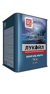 Масло моторное LUKOIL Avantgarde Ultra 15W-40 CI-4/S