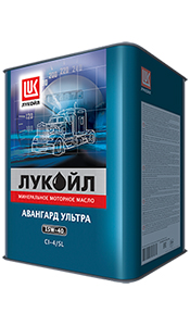 Масло моторное Avantgarde Ultra 15W-40 CL-4/SL